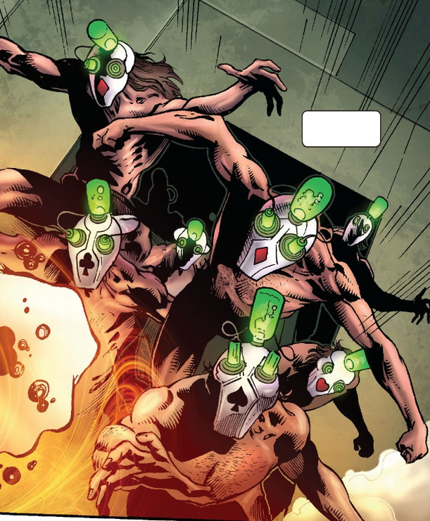 Wild Cards (Earth-616)