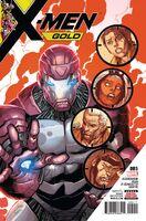 X-Men Gold Vol 2 5