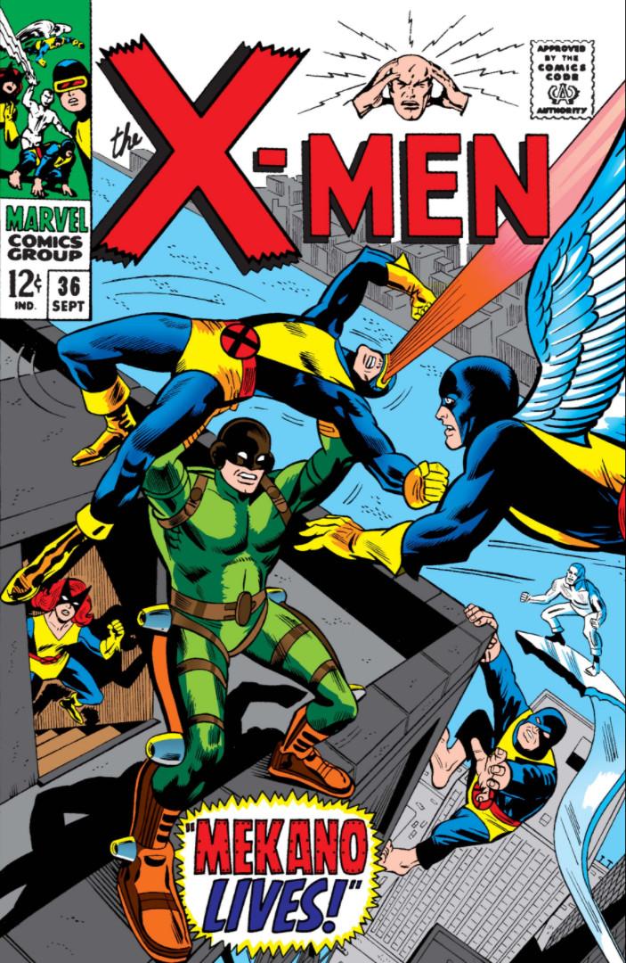 X-Men Vol 1 36