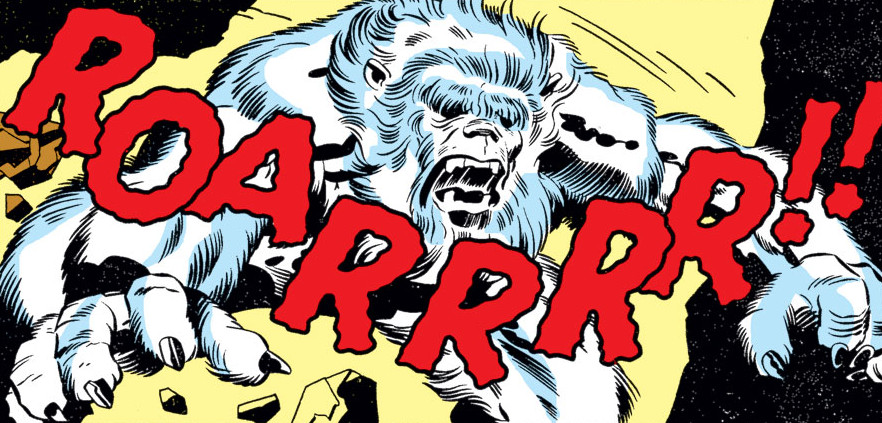 Yeti (Guardian of the Gateway) (Earth-616)/Gallery