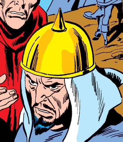 Yezdigerd III (Earth-616)/Gallery