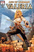 Age of Conan Valeria Vol 1 1