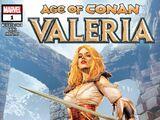 Age of Conan: Valeria Vol 1 1