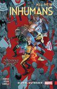 All-New Inhumans TPB Vol 1 1 Global Outreach