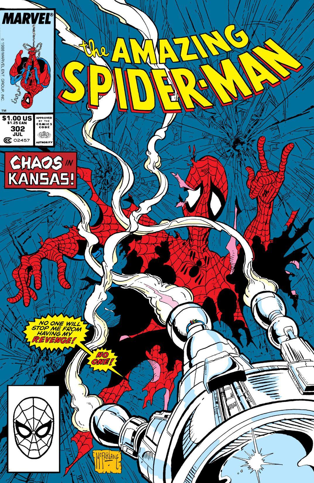 Amazing Spider-Man Vol 1 302