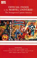 Avengers, Thor & Captain America Official Index to the Marvel Universe Vol 1 13