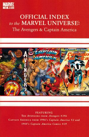 Avengers, Thor & Captain America Official Index to the Marvel Universe Vol 1 13.jpg