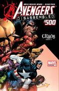 Avengers Vol 1 500