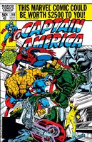 Captain America Vol 1 249