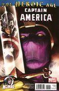 Captain America Vol 1 606