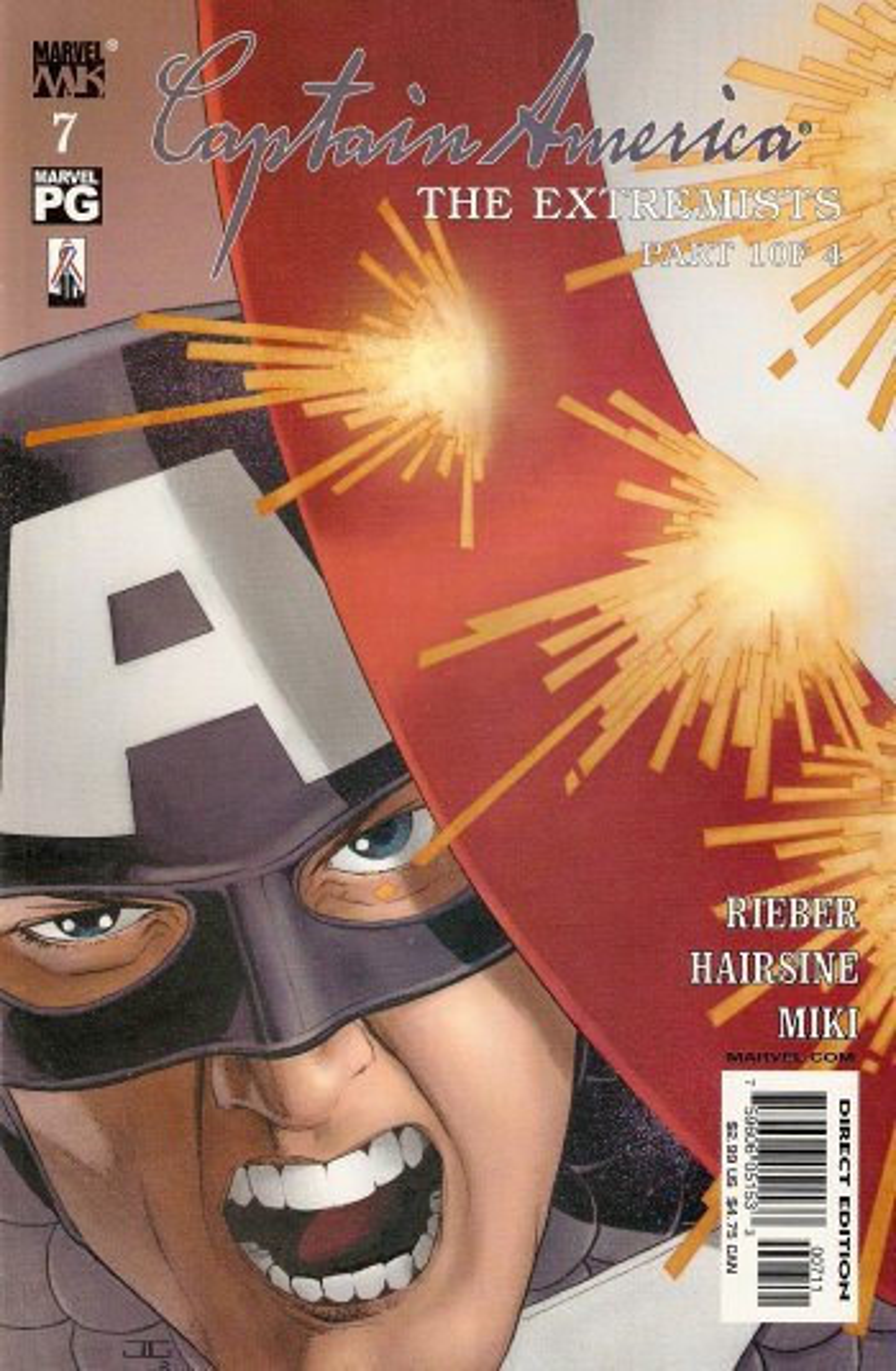 Captain America Vol 4 7