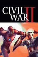 Civil War II Vol 1 1 McNiven Variant Textless