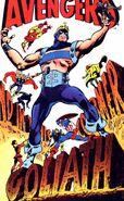 Clinton Barton (Earth-616) from Avengers Vol 1 63 cover 001
