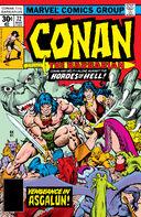 Conan the Barbarian Vol 1 72