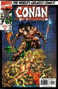 Conan the Barbarian Vol 2 2