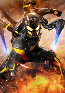 Darren Cross (Earth-199999) from Marvel's Ant-Man 001
