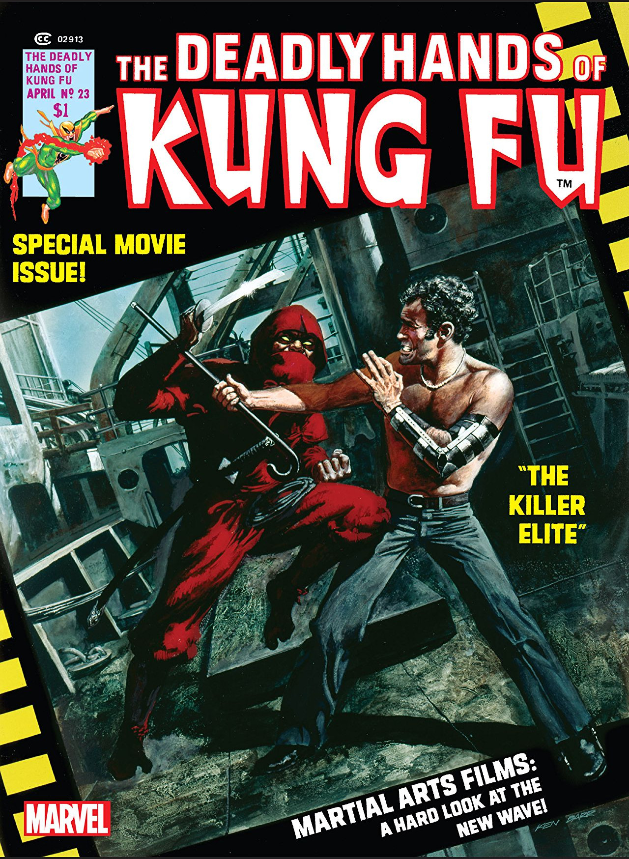 Deadly Hands of Kung Fu Vol 1 23