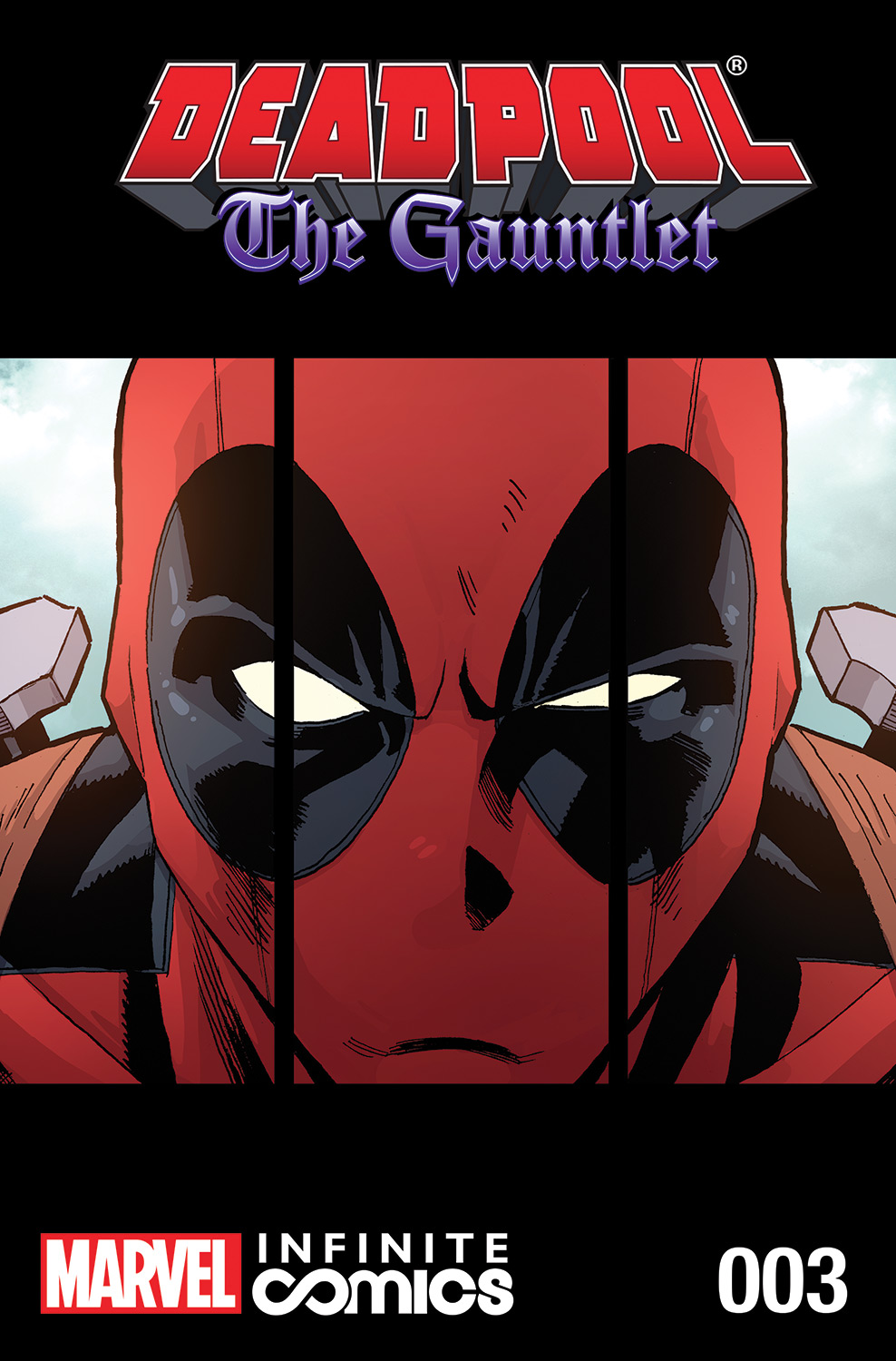 Deadpool: The Gauntlet Infinite Comic Vol 1 3