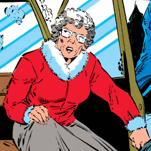 Deborah Summers (Earth-616)