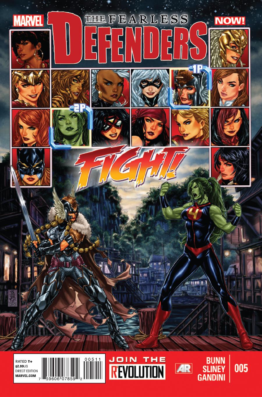 Fearless Defenders Vol 1 5