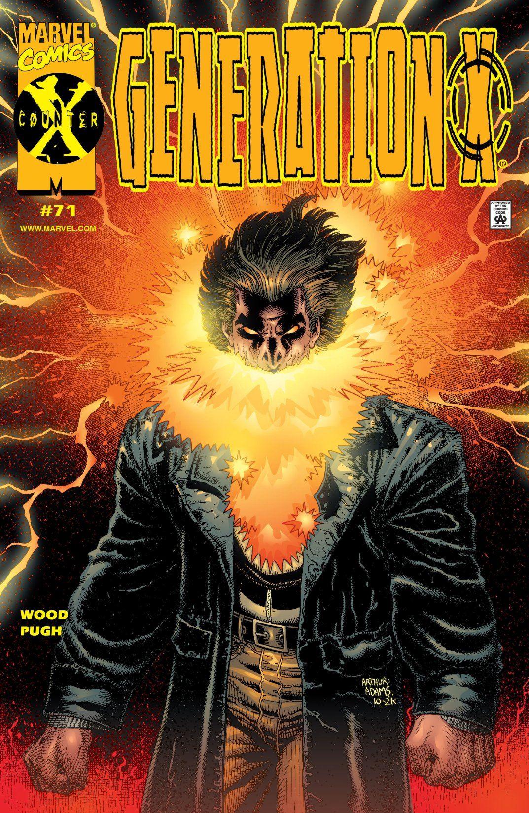 Generation X Vol 1 71