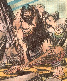 Grak (Caveman) (Earth-616)
