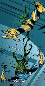 Hive (Poisons) (Earth-17952) Members-Poison Nova from Venomized Vol 1 3 001.png