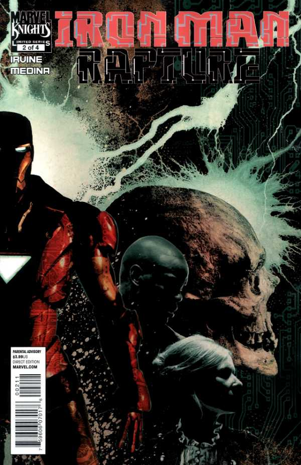 Iron Man: The Rapture Vol 1 2