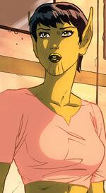 Jazinda Kl'rt-Spawn (Earth-616)