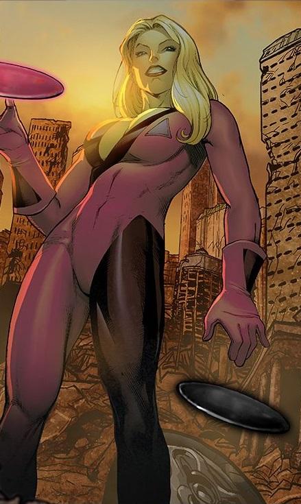 Jennifer Stavros (Earth-616)