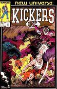 Kickers, Inc. Vol 1 3