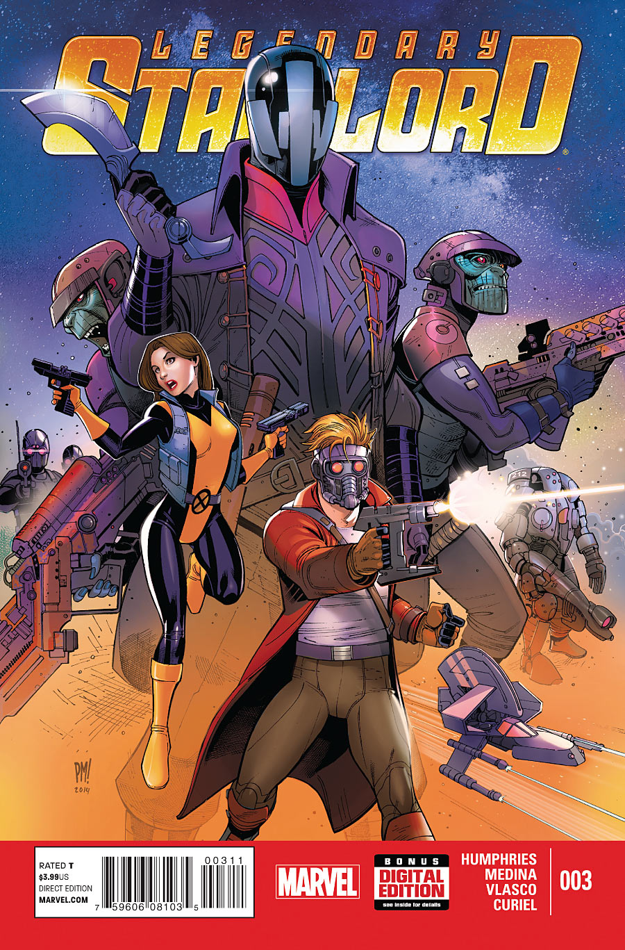 Legendary Star-Lord Vol 1 3