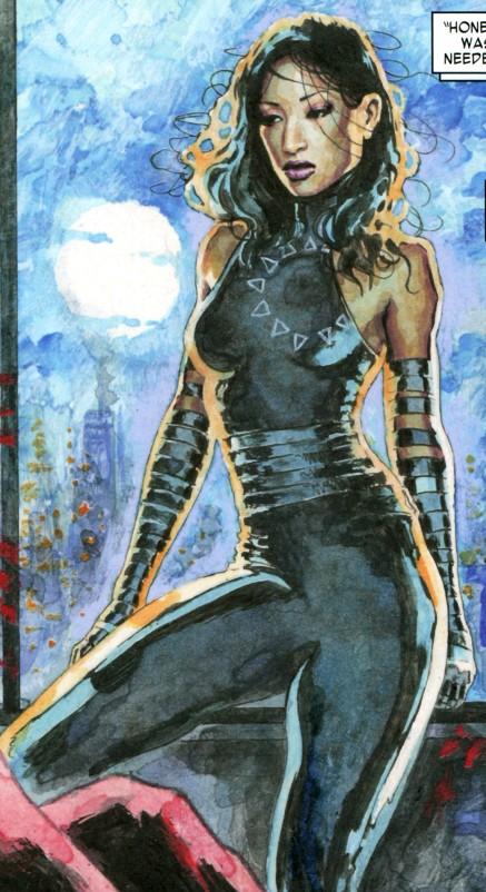 Maya Lopez (Earth-12121)