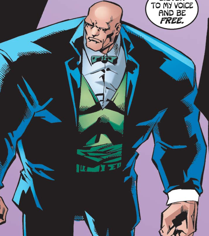 Mick Patterson (Earth-616)