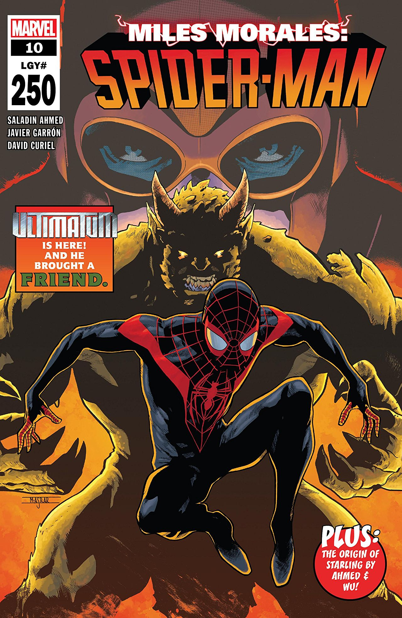 Miles Morales: Spider-Man Vol 1 10