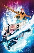 New Mutants Vol 4 13 Unknown Comic Books Exclusive Virgin Variant