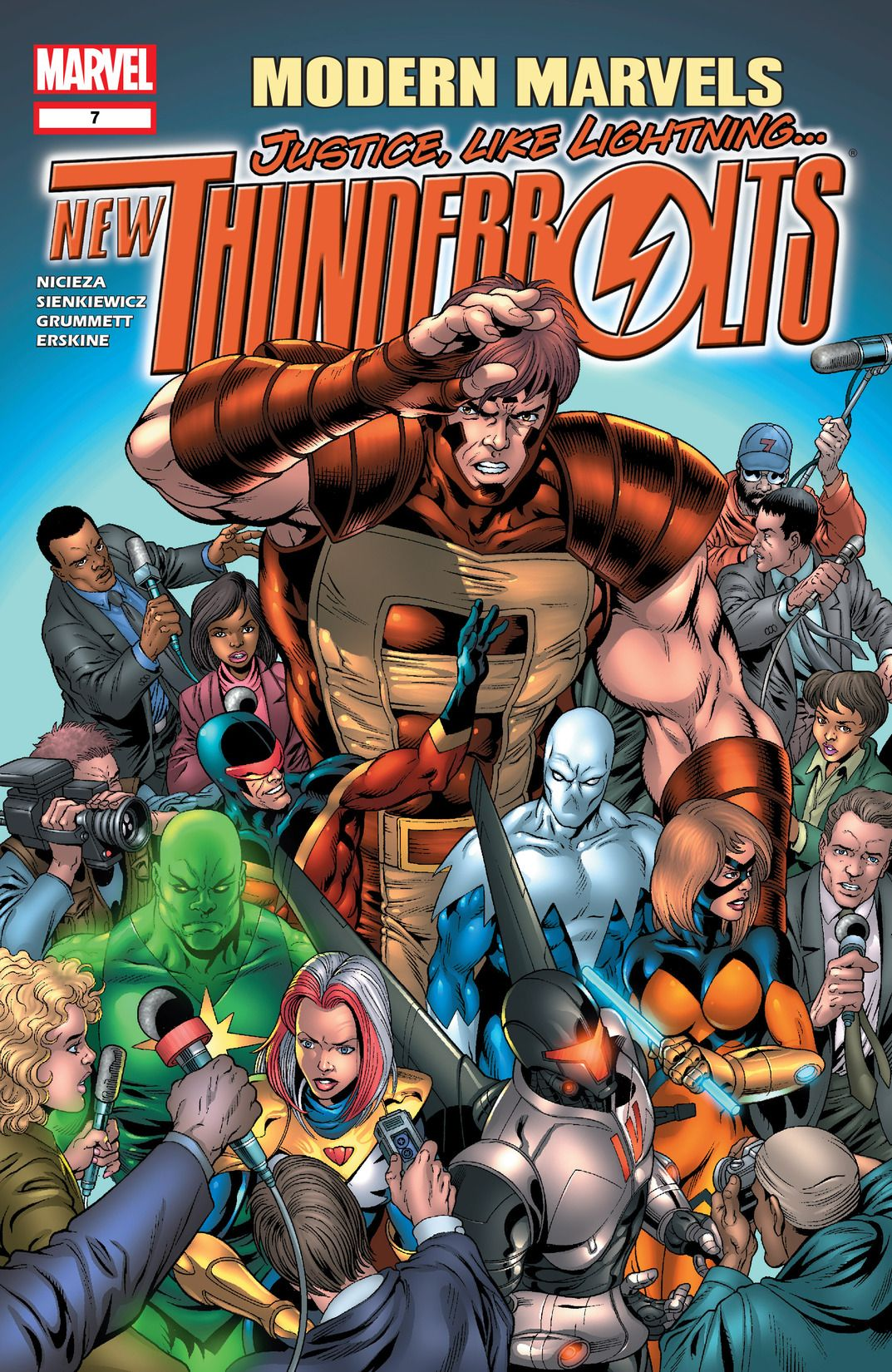 New Thunderbolts Vol 1 7