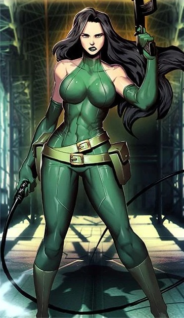 Ophelia Sarkissian (Earth-616)