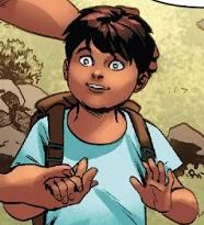Patrick Blaine (Earth-616)
