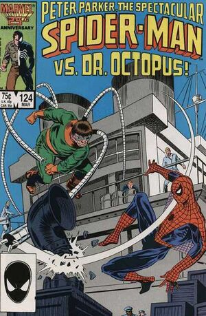 Peter Parker, The Spectacular Spider-Man Vol 1 124.jpg