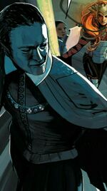 Phillip Coulson (Earth-311) from 1602 Witch Hunter Angela Vol 1 3 001.jpg