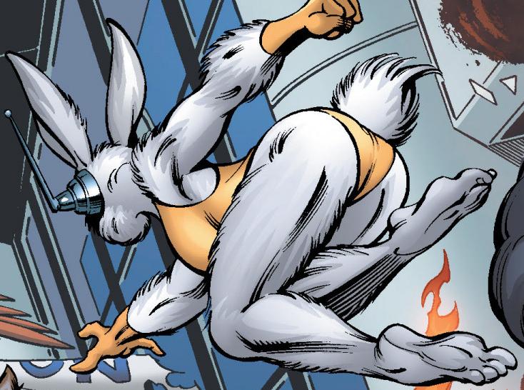 Rabbit-Woman (Earth-616)