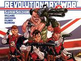 Revolutionary War: Supersoldiers Vol 1 1
