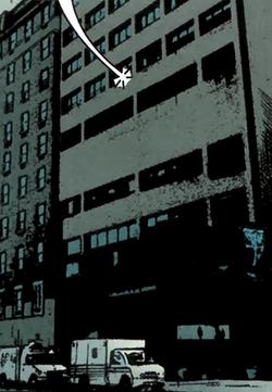 Saint Vincent's Hospital from Punisher Vol 9 2 001.png