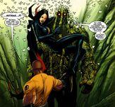 Satana Hellstrom (Earth-616) from Thunderbolts Vol 1 156