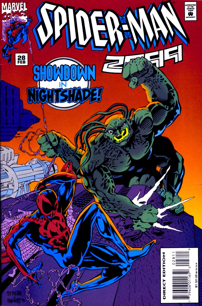 Spider-Man 2099 Vol 1 28