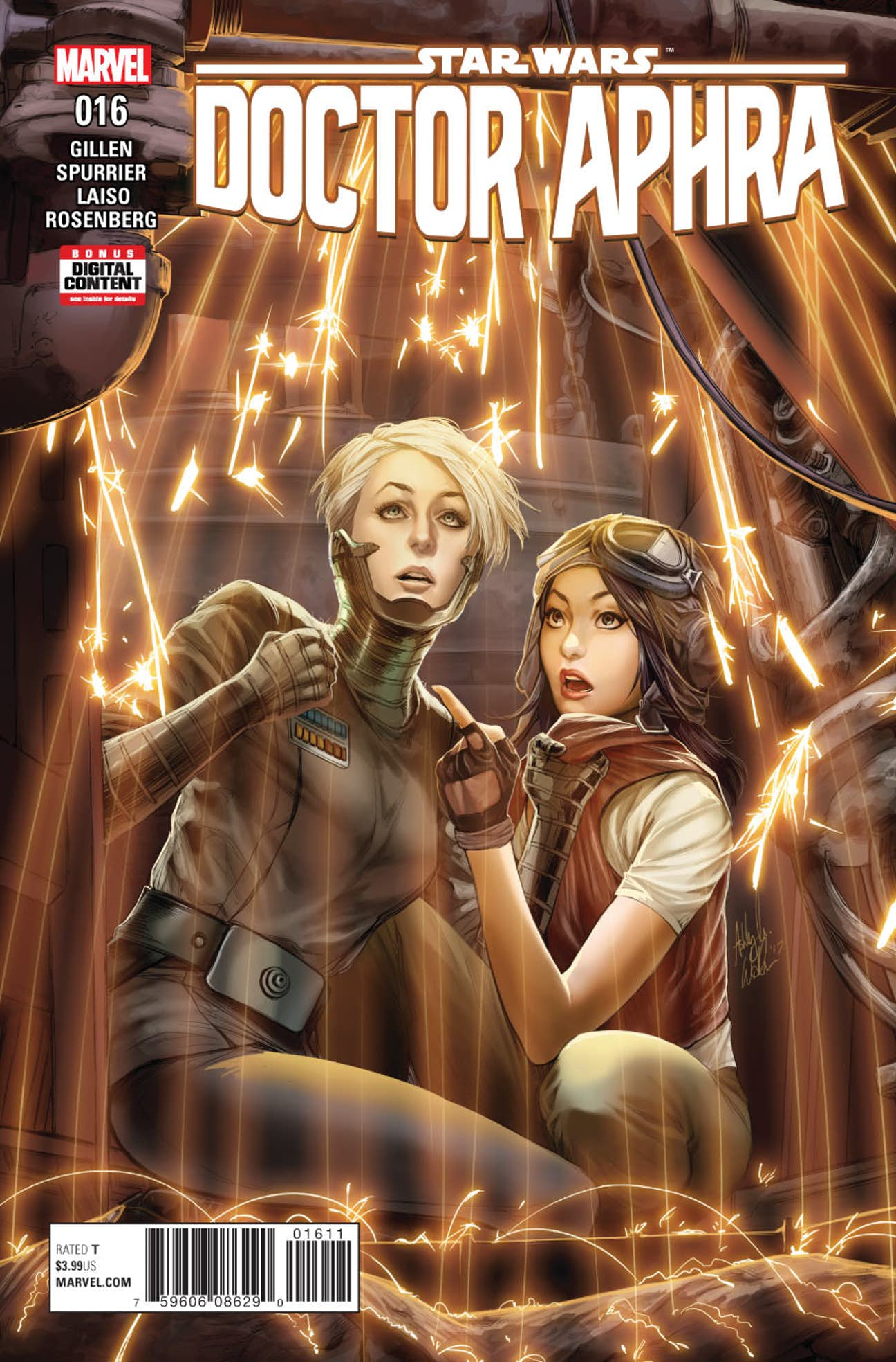 Star Wars: Doctor Aphra Vol 1 16