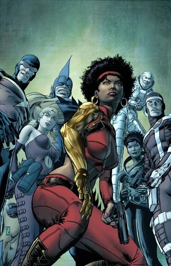 Misty Knight's Crew (Earth-616)/Gallery