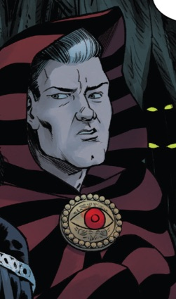 William Kaplan (Earth-13729) from Doctor Strange and the Sorcerers Supreme Vol 1 2 004.jpg
