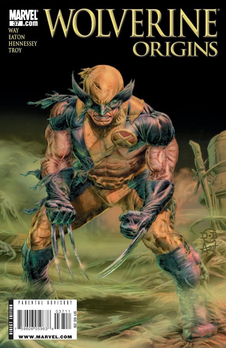 Wolverine: Origins Vol 1 37